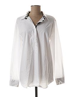 Tunique manches longues blanc BETTY BARCLAY pour femme