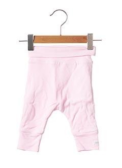 Pantalon casual rose 3 POMMES pour enfant