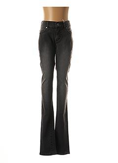 Jeans coupe slim noir CHIPIE pour fille