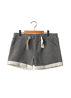 Short gris CHIPIE pour fille