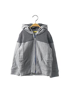 Veste casual gris JEAN BOURGET pour garçon