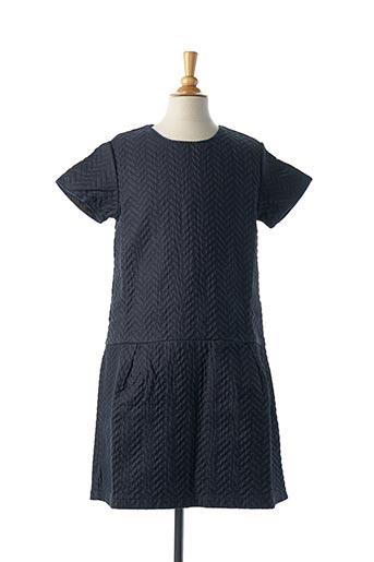 Robe mi-longue bleu JEAN BOURGET pour fille