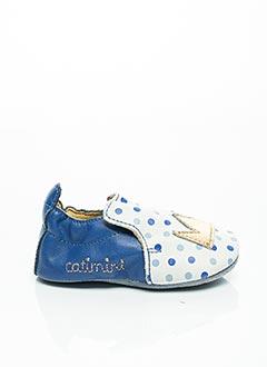 Mocassins bleu CATIMINI pour enfant