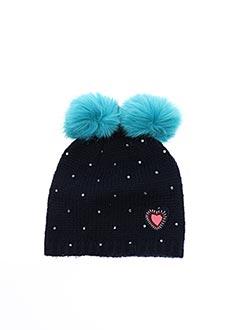 Bonnet bleu CATIMINI pour fille