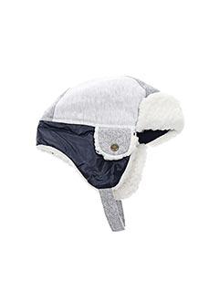 Bonnet gris CATIMINI pour garçon
