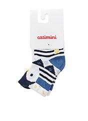 Chaussettes blanc CATIMINI pour garçon seconde vue