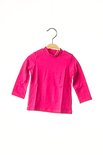 Sous-pull rose CATIMINI pour fille