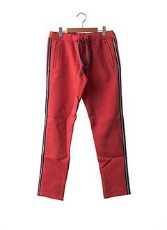Jogging rouge CATIMINI pour fille