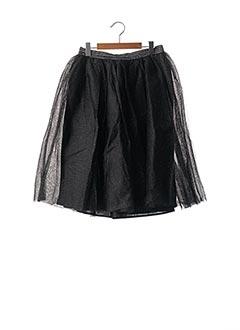 Jupe mi-longue noir CATIMINI pour fille