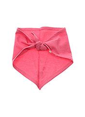 Foulard rose ESPRIT pour fille seconde vue