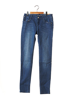 Jeans coupe slim bleu ESPRIT pour enfant