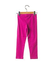 Legging violet ESPRIT pour fille seconde vue