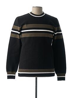 Sweat-shirt noir DIESEL BLACK GOLD POUR LE PRINTEMPS pour homme