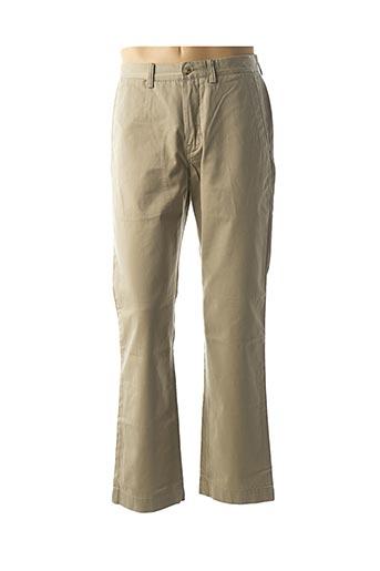 Pantalon casual beige RALPH LAUREN pour homme