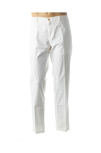 Pantalon casual blanc ALTEA pour homme