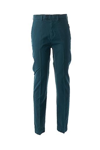 Pantalon casual bleu AGNES B pour homme