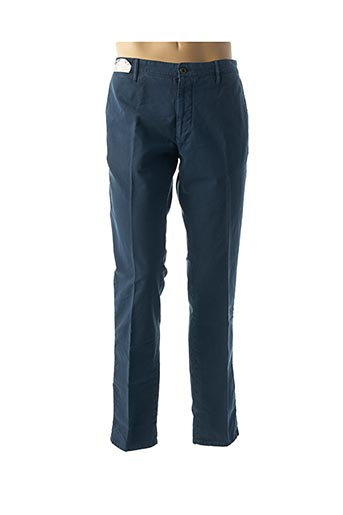 Pantalon casual bleu INCOTEX pour homme