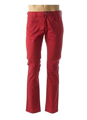 Pantalon casual rouge ARMANI EXCHANGE pour homme