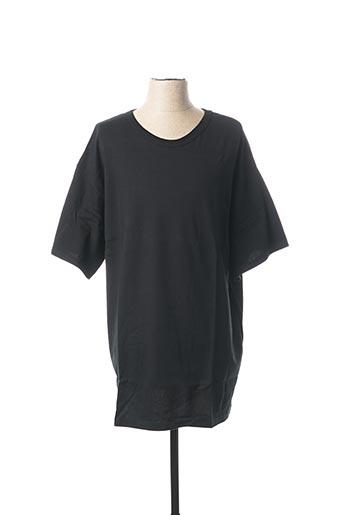 T-shirt manches courtes noir FACETASM pour homme