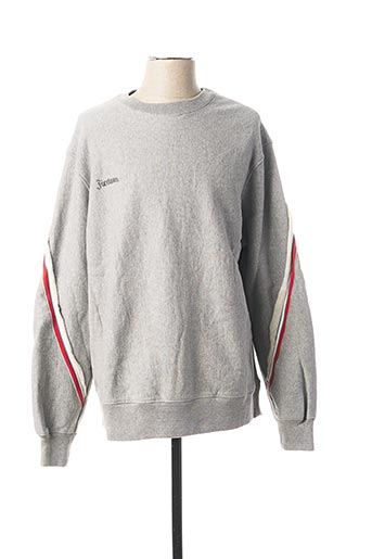 Sweat-shirt gris FACETASM pour homme