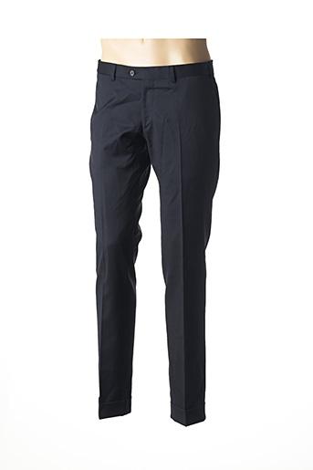 Pantalon chic bleu DANIEL CREMIEUX pour homme