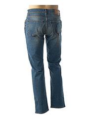 Jeans coupe slim bleu DANIEL CREMIEUX pour homme seconde vue
