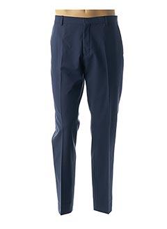 Pantalon chic bleu SELECTED pour homme