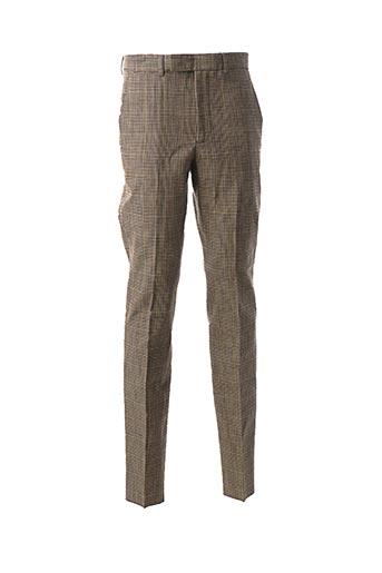 Pantalon chic beige AGNES B pour homme