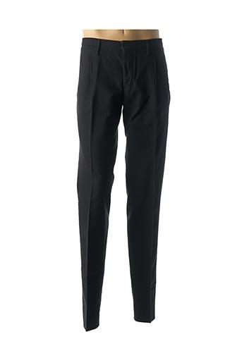 Pantalon chic noir INCOTEX pour homme