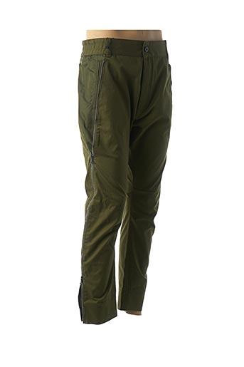 Pantalon casual vert DIESEL BLACK GOLD POUR LE PRINTEMPS pour homme