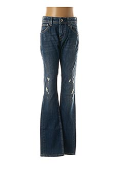 Pantalon casual bleu PEPE JEANS pour enfant