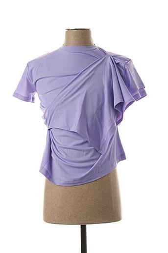Top violet ANTIDOTE STUDIO pour femme