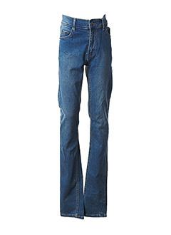 Jeans coupe slim bleu CHEAP MONDAY pour homme