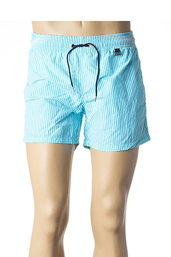 Short bleu HOM pour homme