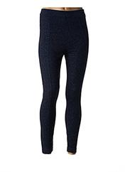 Legging bleu BY MALENE BIRGER pour femme seconde vue