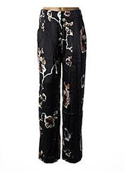 Pantalon chic noir BY MALENE BIRGER pour femme seconde vue