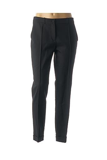 Pantalon chic noir PAULE KA pour femme