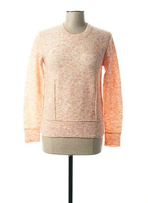 Pull col rond rose BY MALENE BIRGER pour femme
