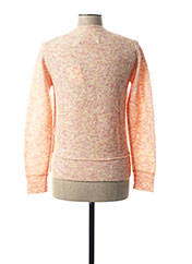 Pull col rond rose BY MALENE BIRGER pour femme seconde vue