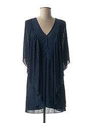 Robe mi-longue bleu BY MALENE BIRGER pour femme seconde vue