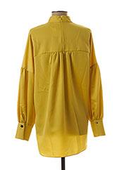 Tunique manches longues jaune BY MALENE BIRGER pour femme seconde vue
