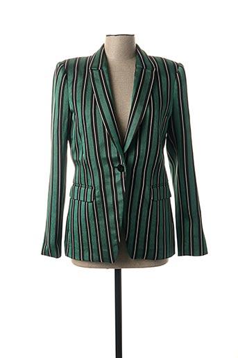 Veste chic / Blazer vert BY MALENE BIRGER pour femme