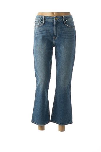 Jeans bootcut bleu FRAME pour femme