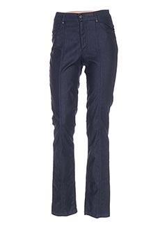 Jeans coupe slim bleu ROSA ROSAM pour femme