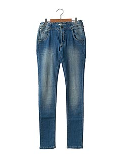 Jeans coupe slim bleu NAME IT pour fille