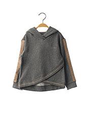 Sweat-shirt gris ESPRIT pour fille seconde vue
