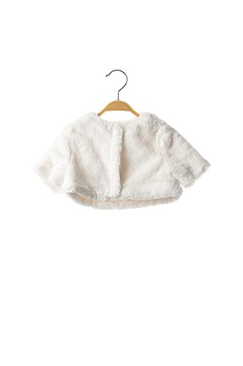 Veste casual blanc ORIGINAL MARINES pour fille