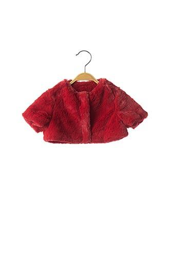 Veste casual rouge ORIGINAL MARINES pour fille