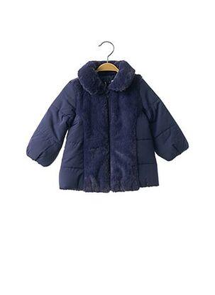 Manteau court bleu ORIGINAL MARINES pour fille