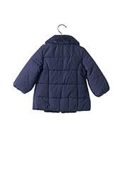 Manteau court bleu ORIGINAL MARINES pour fille seconde vue